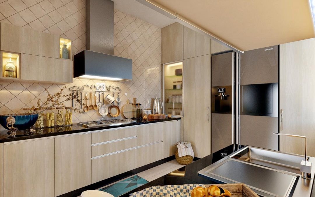 Why A Best Kitchen Design Makes Your Meal Preparation So Much Better,  Easier And Tastier