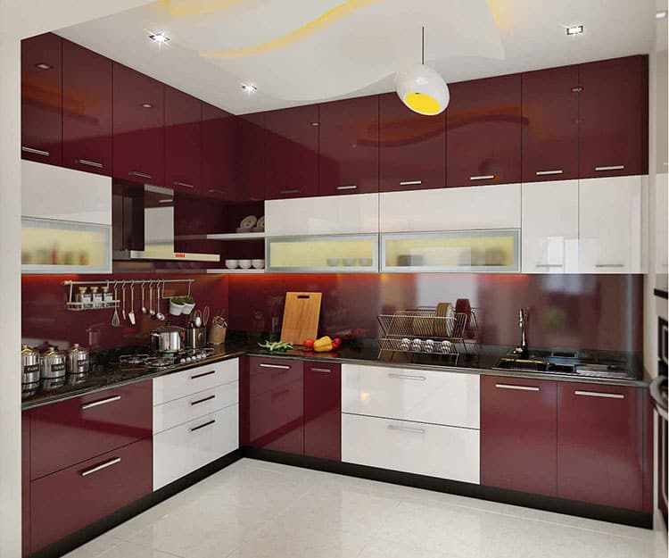 modular kitchen design ideas modular kitchen magnon india best interior designer in 20801