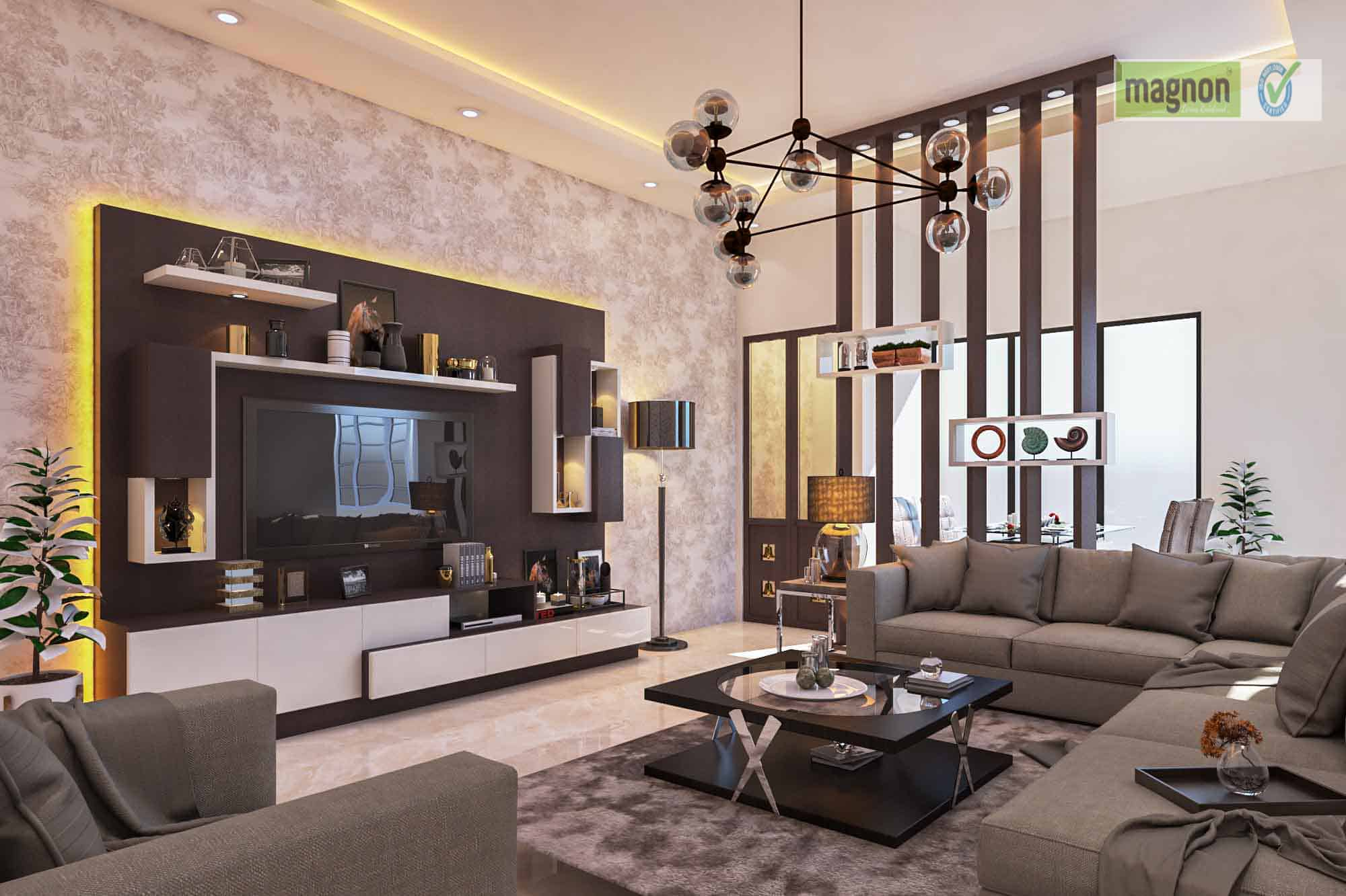 Villa and apartment interior designers in bangalore for Interior design