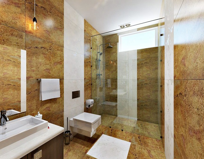 Bangalore Luxury Interior Designers Designing A Luxurious Bathroom