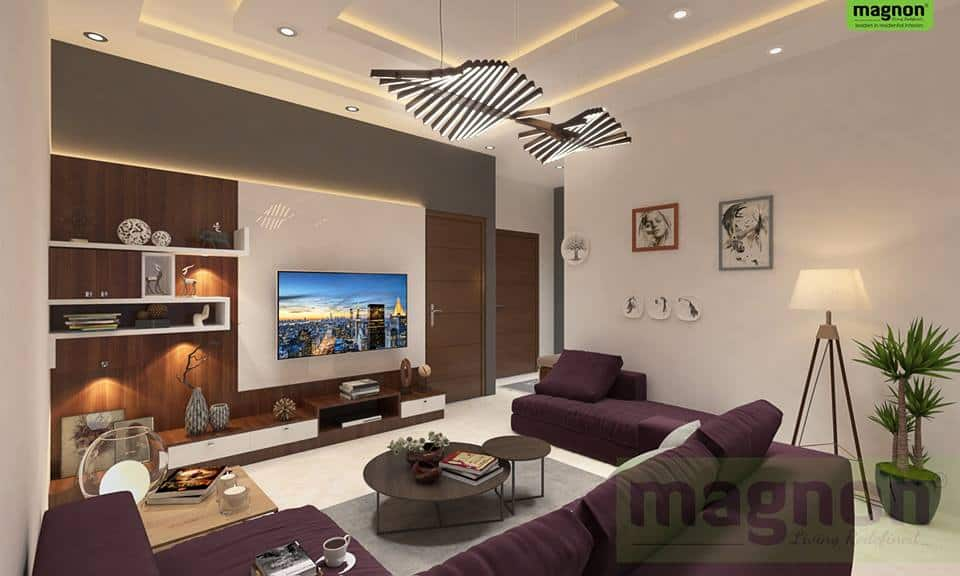 Top Best Bangalore Interior Designers Cost Effect Desgning Living Room