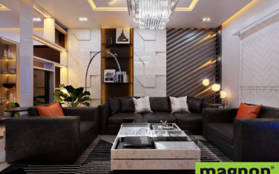 Why Magnon India is a  preferred Interior Design partner by many builders in Bangalore?